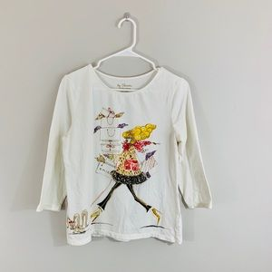 👜Chico's Shopping Lady Top👜